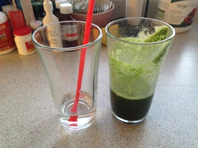 Joe Mean Green Juice
